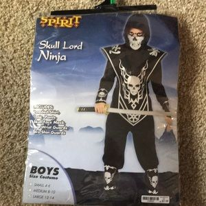 Other - Skull Lord Ninja Costume